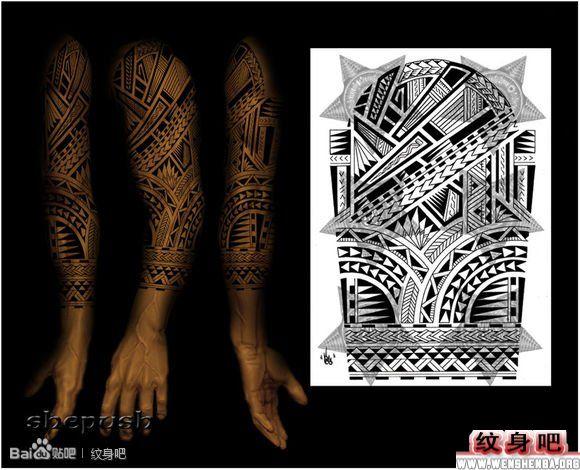 图腾纹身图案大全 > 正文            经典的猫咪图腾纹身图案
